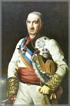 General Francisco Javier Castaños, duque de Bailén, 1758-1852